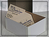 Business card boxes business card box rigid small reheart Gallery